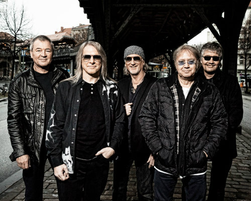 Legendarni Deep Purple nastupa u Beogradu!