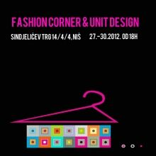 Fashion Corner&Unit Design od 27.12-30.12. u Nišu