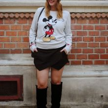 Mickey Mouse duks H&M