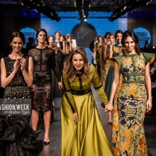 Revija Milice Tričković na Serbia Fashion Week-u